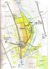 cartographie de synthèse selon etude du 6 novembre 2009 et présentée en commisisons municipales pour le conseil municipal du 17 novembre 2010.jpg